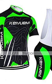 KEIYUEM®Others Short Sleeve Spring / Summer / Mountain Bike Cycling Clothing Bib Suits for Men/Women/ Breathable#29