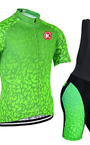 KEIYUEM®Others Short Sleeve Spring / Summer / Mountain Bike Cycling Clothing Bib Sets for Men/Women/ Breathable#31