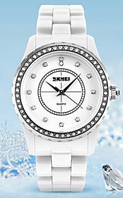 negócio elegante senhora quartz de lazer relógios de moda à prova de água