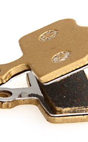RED LAND Cycling/Bike Brakes & Parts Synthetic SPD - Current Speed Brake Pads Golden DS4010