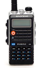 BaoFeng BF-UVB2 PLUS 7W  Dual-Band 136-174/400-520 MHz FM Ham Two-way Radio