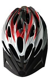 Casco(Amarillo / Verde / Rojo / Rosado / Azul / Dorado / Anaranjado,EPS / PVC) -Montaña / Carretera / Deportes- deCiclismo / Ciclismo de