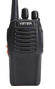 VBTER VBT-V3 Two-Way Ham Radio, UHF 400-470 MHz Portable Handheld FM Transceiver