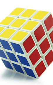 Magic Cube / Puzzle Toy IQ Cube Shengshou Three-layer Flourescent / Professional Level Smooth Speed CubeMagic Cube