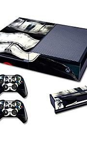 מדבקה-XBOX ONE-B-Skin-USB-פי וי סי-Xbox אחת