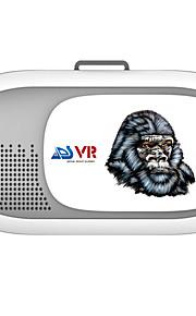 """Animal Design VR Headset Plastic VR Virtual Reality 3D Glasses  Cardboard For 3.5"""" - 6.0"""" Smart Phone Oculus Rift"""