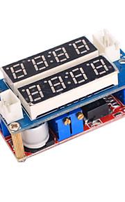 5A Adjustable Power CC/CV Step-down Charge Module LED Driver Voltmeter Ammeter Constant Current Constant Voltage