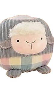 grå sheep pat lampa nattbatteri spädbarn sömn nattljus