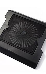 cmpick ventiladores de refrigeración del ordenador portátil del caballo oscuro