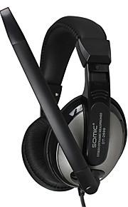 DANYIN DT-2699 Kopfhörer (Kopfband)ForMedia Player/Tablet PC / Handy / ComputerWithMit Mikrofon / DJ / Lautstärkeregler /