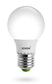 5W E26/E27 LED-globepærer G60 8 SMD 400-450 lm Varm hvit / Kjølig hvit Dekorativ AC 100-240 V 1 stk.