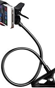 휴대 전화 홀더 게으른 클립에 홀더 스탠드를 장착 보편적 인 유연한 긴 팔 회전 zxd360도