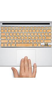 1 kpl Naarmunkestävä Läpinäkyvä muovi Tarrakalvo Ultraohut / Matte / Piirroshahmo VartenMacBook Pro 15 '' kanssa Retina / MacBook Pro 15