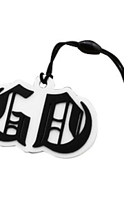 Big Bang/ GD LOGO Mark Phone Dust Plug