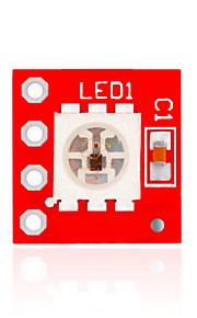 KEYES - 2812-1 2812 Full-Color RGB LED Module (Red)