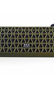 altoparlante della carta portatile bluetooth esterno forniture automobilistiche bluetooth altoparlante stereo del bluetooth