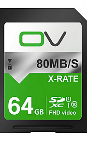 ov sd-kort 64 GB hukommelseskort c10 slr digitale kameraer med høj hastighed opbevaring audi A4 / 6 om bord flash-hukommelseskort