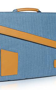 gearmax® 11inch laptop tas / sleeve grijs / blauw / paars
