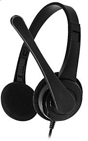 SENICC ST-417 해드폰 (헤드밴드)For미디어 플레이어/태블릿 / 모바일폰 / 컴퓨터With마이크 포함 / DJ / 볼륨 조절 / 게임