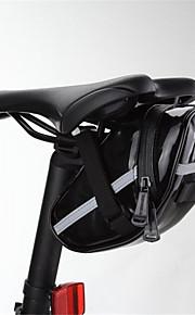 Roswheel® New Fashion Waterproof Quality PU Cycling Bike Bicycle Seat Saddle Rear Tail Bag
