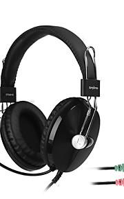 Somic Danyin DT2201G 해드폰 (헤드밴드)For미디어 플레이어/태블릿 / 모바일폰 / 컴퓨터With마이크 포함 / DJ / 볼륨 조절 / 게임 / 소음제거