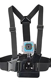 KingMa 45M Camera Watrproof Case Housing for Polaroid Cube Cube+  Chest Body Strap+Three-way Adjustable Pivot Arm