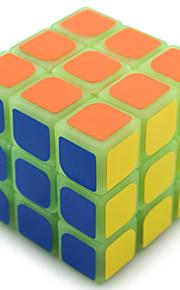 apaziguadores do stress / Cubos Mágicos / Puzzle brinquedo Cube IQ Yongjun Três Camadas Noctilucente / profissional NívelCube velocidade