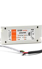 DC 12V 100W LED 전압 변환기 AC 90-240v