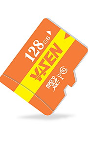 yisen 128GB UHS-I u1 / klasse 10 microSD / microSDHC / microSDXC / tfmax læse speed80 (mb / s)
