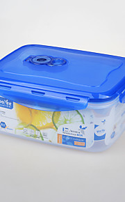 Airtight Sushi Plastic Food Container with Lid