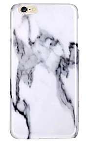 Capa traseira Other Other PC Duro Marble Texture Crust Case Capa Para Apple iPhone 6s Plus/6 Plus / iPhone 6s/6