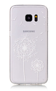 כיסוי אחורי דק ביותר / Bisque / דוגמא Other TPU רך Case כיסוי Samsung Galaxy S7 edge / S7 / S6 edge / S6 / S5