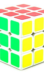 Shengshou® Glat Speed Cube 3*3*3 Flourescent / Professionel Level stress relievers / Magiske terninger / puslespil legetøjSort Fade /