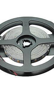 SENCART 5 M 300 5630 SMD לבן חמים / לבן / אדום / צהוב / כחול / ירוק ניתן לחיתוך / ניתן להרכבה / מתאים לרכבים / נדבק לבד Wסרטי תאורת LED