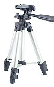 pesca luminárias exteriores montar a fotografia de três grandes de alumínio câmera tripé suporte