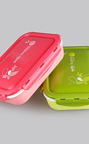yeeyoo marca FDA mantener cálido compartimentos Bento fiambrera bpa doble pared libre