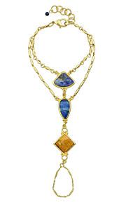 Ringarmbånd 1pc,Moderigtig / Vintage Others Gylden Legering Smykker Gaver