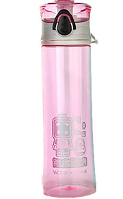 MOTE PP Water Bottle Green / Pink