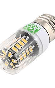 5W E26/E27 LED-kornpærer T 30 SMD 5733 300-400 lm Varm hvit / Kjølig hvit Dekorativ AC 220-240 V 1 stk.