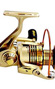 Spinning Reels 5.2/1 12 Ball Bearings Exchangable Bait Casting-PK1000,PK2000 CATCH&RELEASE