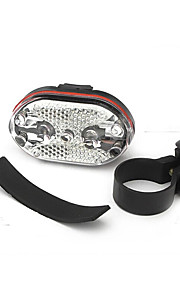 Bike Light,Bike Lights-1 Mode 10 Lumens Easy to Carry Otherx2 Battery Cycling/Bike Black Bike