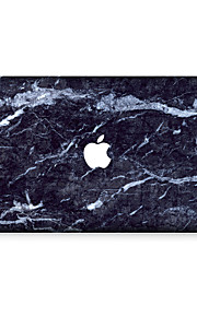 1 pièce Anti-Rayures En Plastique Transparent Décalcomanie Marbre PourMacBook Pro 15 '' avec Retina / MacBook Pro 15 '' / MacBook Pro 13