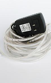 ZDM® 10 M 160-260 2835 SMD RGB Vanntett W Lysslynger AC100-240 V
