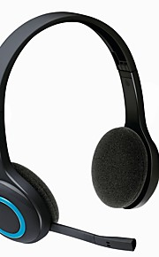 Logitech® H600 Head-Mounted Wireless Headset Rotate the Portable Headphones with Microphone