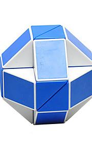 Brinquedos / Cubos Mágicos 3*3*3 / Toy magic Cube velocidade lisa Magic Cube quebra-cabeça Azul Marinho / Laranja / Rose Plástico