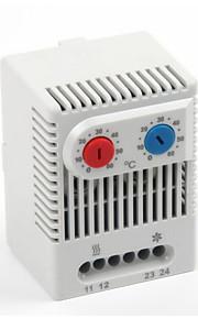 automatisk temperaturkontroll (temperaturområdet 0-60 ° C, ac 110-260v)