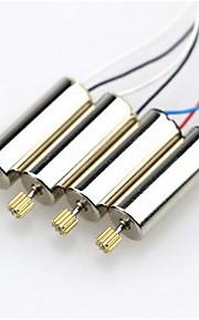 SYMA X5a / X5C / X5 SYMA X5C /X5A /X5 Motorer El teknik RC quadrokopter Sølv Metal 1 Stykke