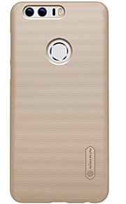 Skal Stötsäker / Dammfri / Ultratunn / Frostad Solid Färg PC Hård Fallet täcker för HuaweiHuawei Honor 8 / Huawei Honor V8 / Huawei Honor