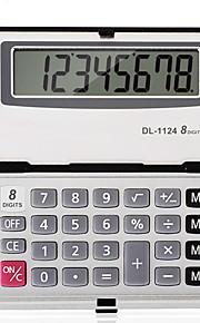 1PC  Portable Type  Folding  Mini   Calculator