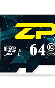 UHS-I 64gb zp U1 / clase 10 microSD / microSDHC / microSDXC / tfmax leer speed80 (MB / s)